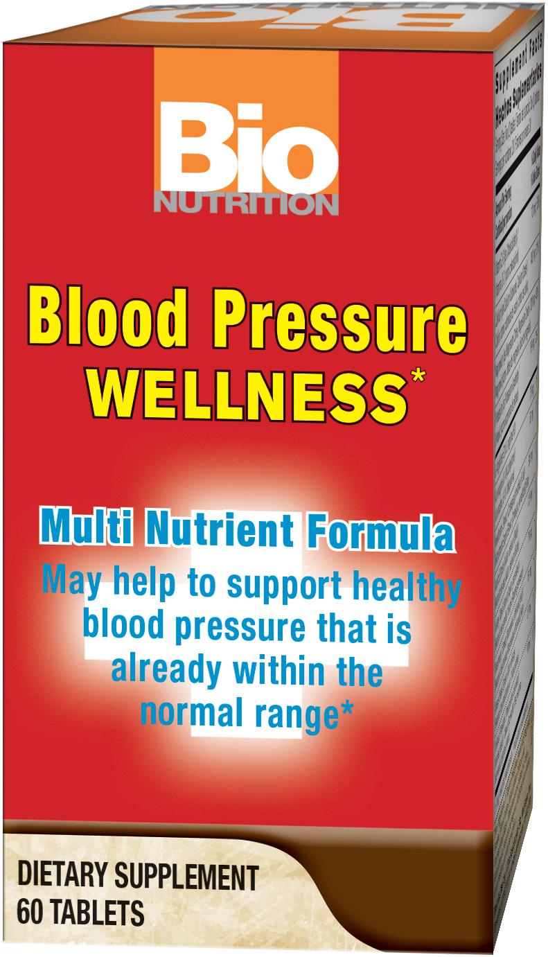 Blood Pressure Wellness*