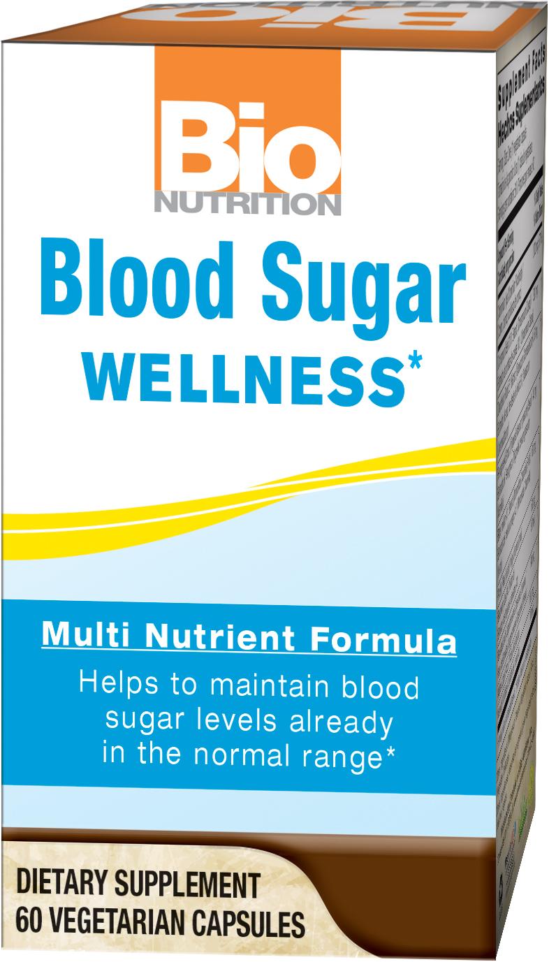 Blood Sugar Wellness*