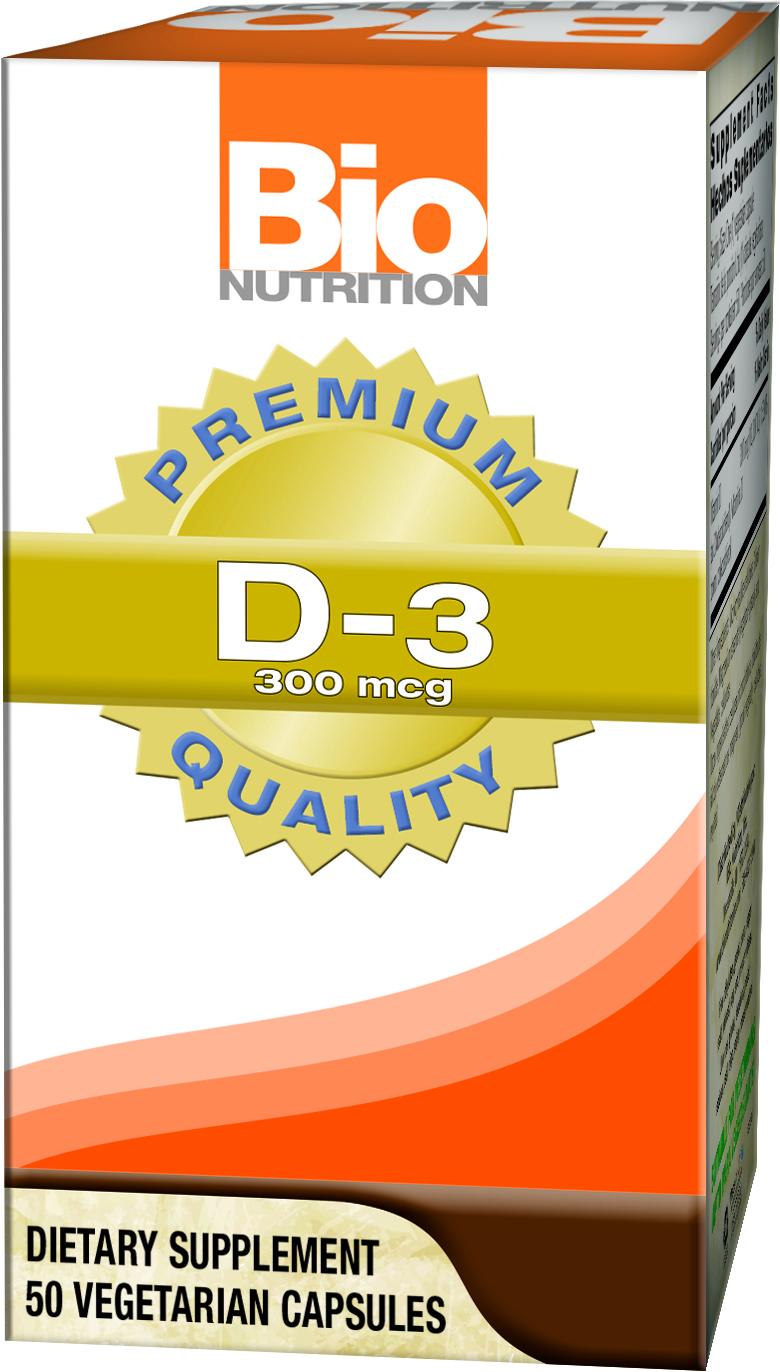 D-3 300 mcg