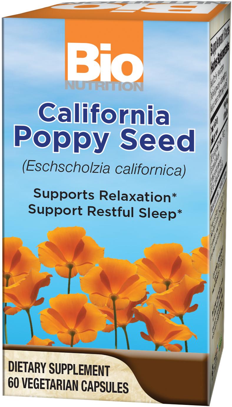California Poppy Seed