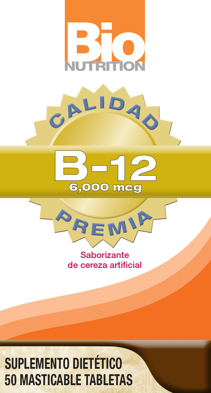 B-12 (Sublingual Tablets)
