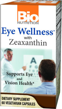 Eye Wellness* with Zeaxanthin