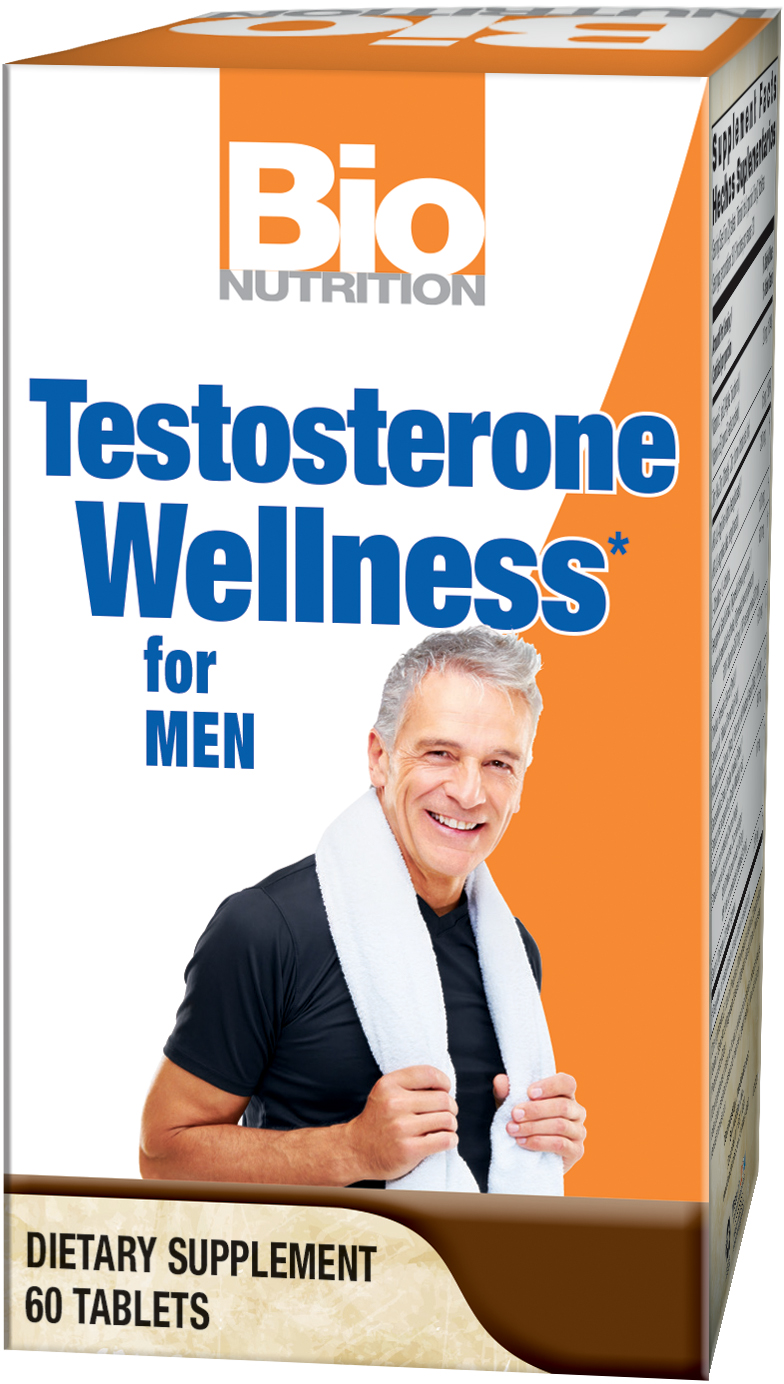 Testosterone Wellness* for MEN