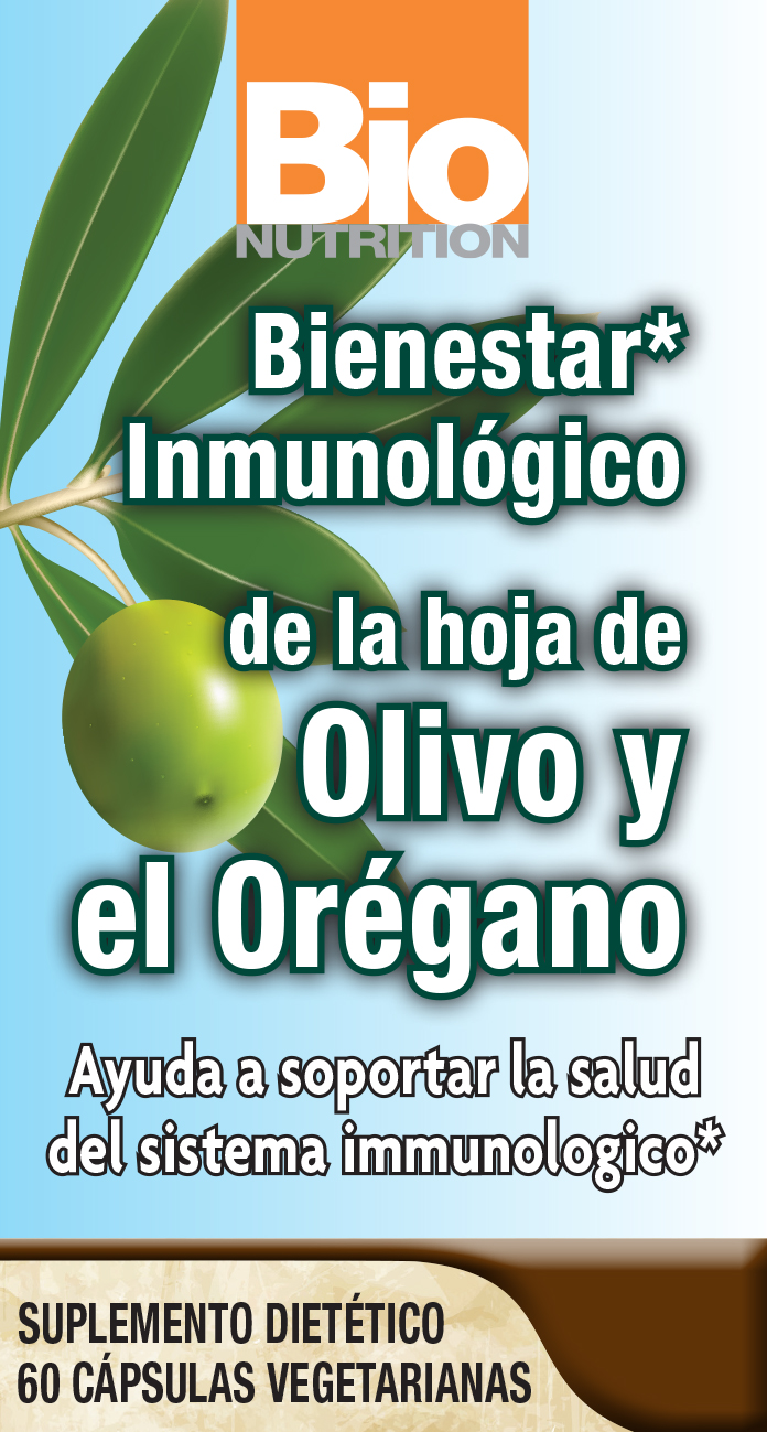 Olive Leaf & Oregano Immune Wellness*