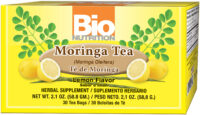 Moringa Tea Lemon