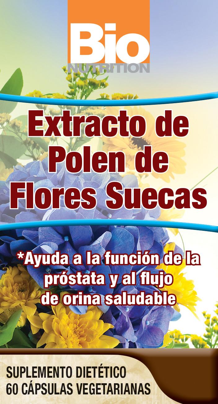 Swedish Flower Pollen Extract